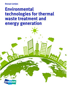 Sustainable energy solutions for tomorrow Brochure